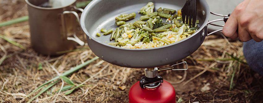 Camping Gasstel 1 Pits Action.Camping Kooktoestellen Koken Op De Camping Bij Stassar Nl