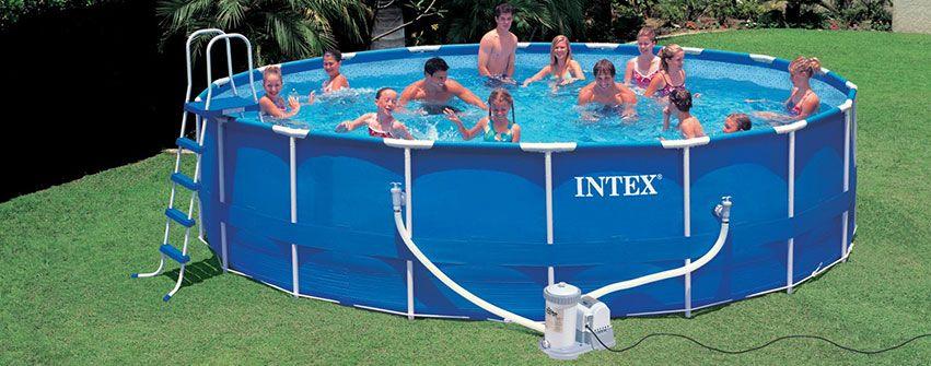 INTEX® Zwembaden