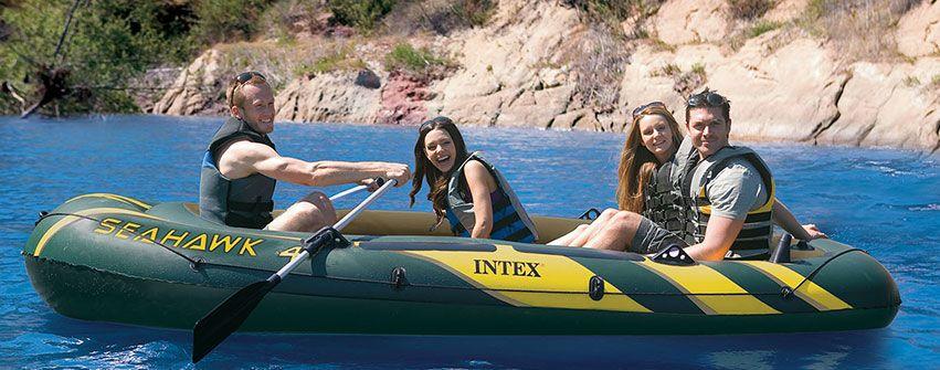Kayaks & Opblaasboten