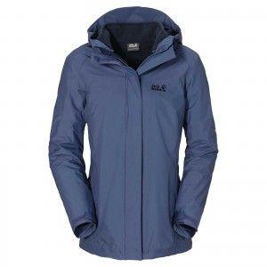 Jack Wolfskin Iceland Jacket - Blue Indigo #1105731-1096001