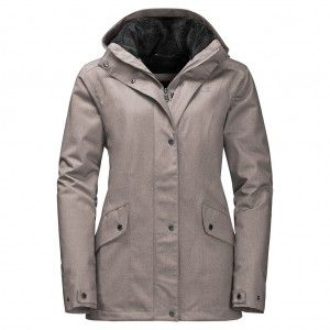 Park Avenue Jacket - Moon Rock