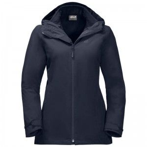 Jack Wolfskin NORRLAND 3-in-1 women 'midnight blue'