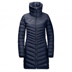 Richmond Coat - Midnight Blue