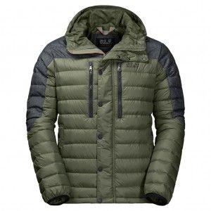 Richmond Jacket Men - Woodland Green