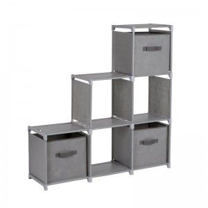 Bo-Camp Kast Multi-Use met 3 opbergboxen