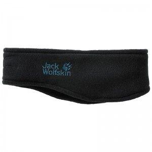 Jack Wolfskin VERTIGO HEADBAND (56-61CM) ♂/♀ 'Black'