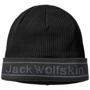 Jack Wolfskin PRIDE KNIT CAP ♂/♀ 'Black'