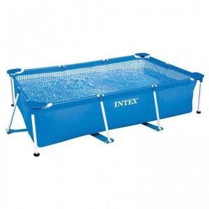 Intex metal frame pool 300 x 200 x 75 cm zonder pomp 28272NP