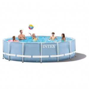 Intex Prism Frame Pool Ø 457 x 122 cm Set