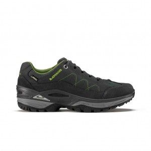 Lowa Toro II GTX Lo dark Grey/Green