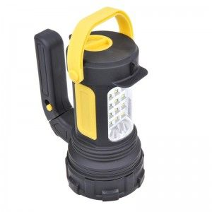 Multifunctionele lamp 2 in 1 5W LED + 12SMD LED