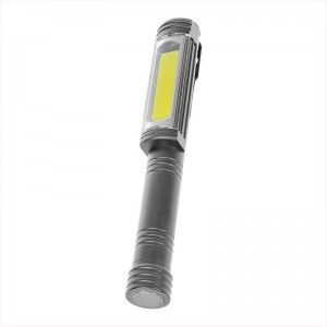 Pen light COB aluminium