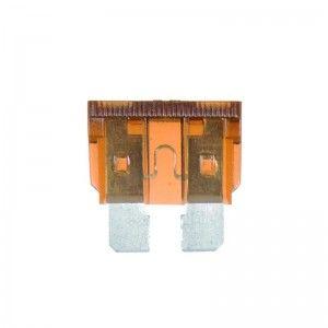 Steekzekeringen standaard 7,5A bruin 6 stuks in blister