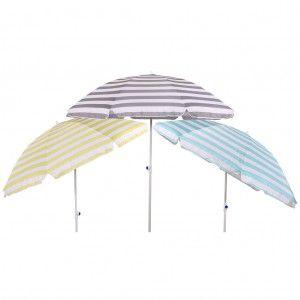 Parasol Libra Stripe Ø 2 m met streepmotief