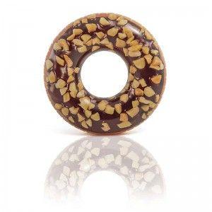 Intex Nutty Chocolate DONUT Tube Ø 114 cm 56262NP