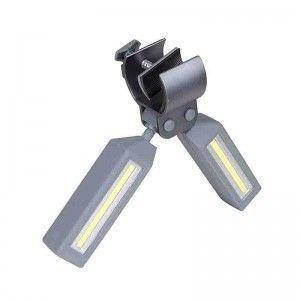 BC Lamp met klem Bright 500Lumen