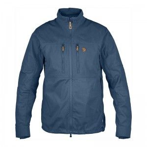 Fjällräven Abisko Shade Jacket uncle Blue