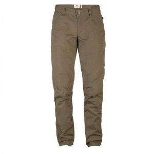 Fjällräven High Coast Fall Trousers W Khaki