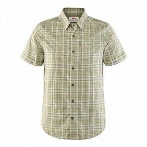 Abisko Hike Shirt SS Savanna