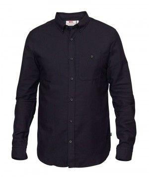 Fjallraven Foxford Shirt LS Dark Navy F81882