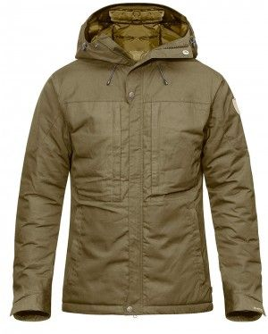 Fjallraven Skogso padded Savanna jacket 2018