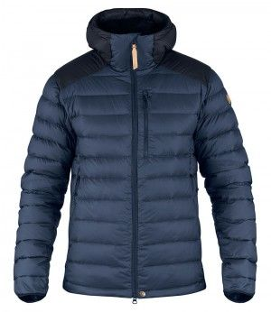 Fjallraven Keb Touring Down Jacket Storm Nightsky F84751