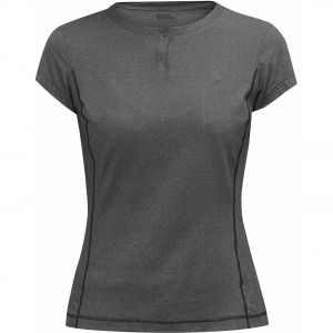 Abisko Hike Top W - 030 - Dark Grey