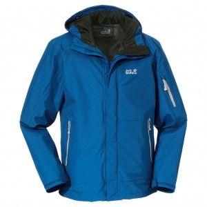 Affinity Jacket Men - Classic Blue
