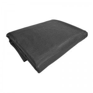 Anti-slipmat zwart 120x100m