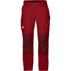 Barents Pro Trousers W 325-326 Deep Red/Ox Red