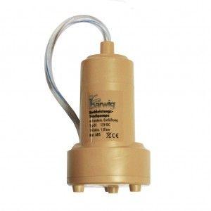Dompelpomp 12V 18L/min