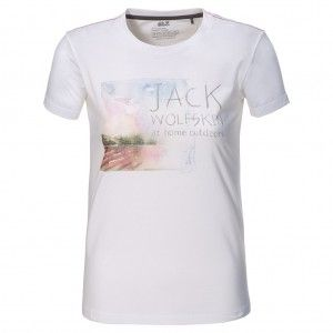 Bendigo OC T-Shirt W - White Rush