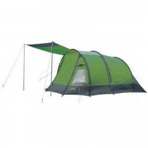 Bo-Camp Zone Tent Groen Grijs