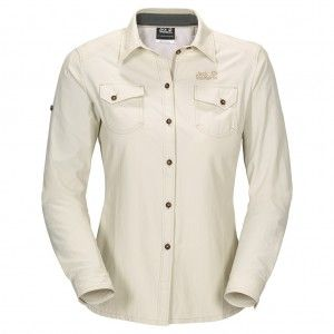 Brightwater Shirt Women - White Sand