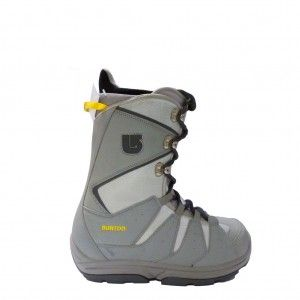 Burton Moto Men's Grey/Yellow