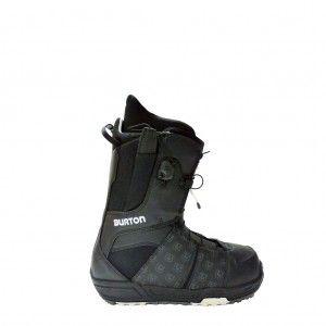 Burton Moto Men's Black Snowboard Boots