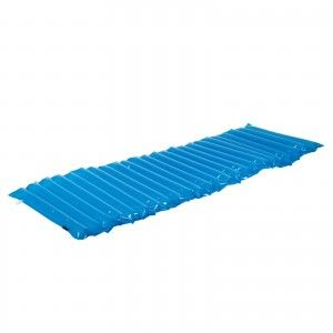 Camp Gear Luchtbed Festival 1 Peroons 60x200 cm Azure 3107051 1