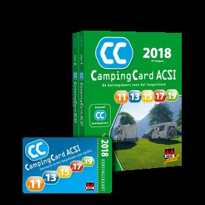 CampingCard ACSI DUITS 2018