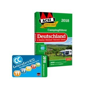 ACSI Campingfuhrer Deutschland 2018
