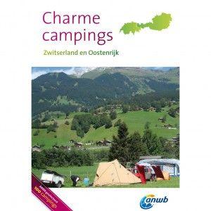 ANWB Charmecampings Zwitserland, Oostenrijk