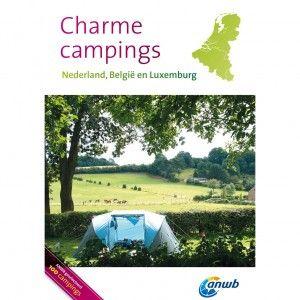 ANWB Charmecampings Nederland, België en Luxemburg