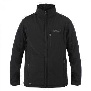 Cato III Softshell Jacket - Black