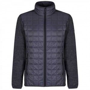 Chilton Hybrid Jacket - Seal Grey