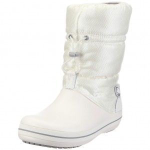 Crocband Winter Boot Women Oyster