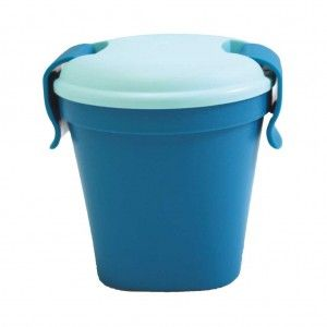 Curver Lunch & Go Cup 0.4 Liter Blauw 00739