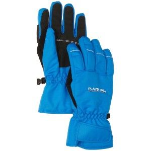 Boy's Stick Up Gloves - Skydiver Blue