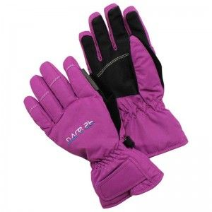 Dare2b Girl's Whitter Gloves - Plum Pie