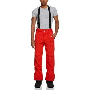 Men's Qualify Pant - Fiery Red