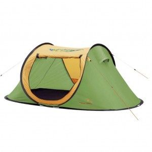 Easy Camp Jester Groen pop-up tent