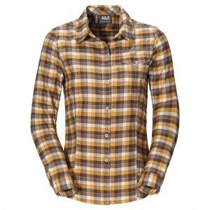 Edmont Shirt W - Dark Steel Checks